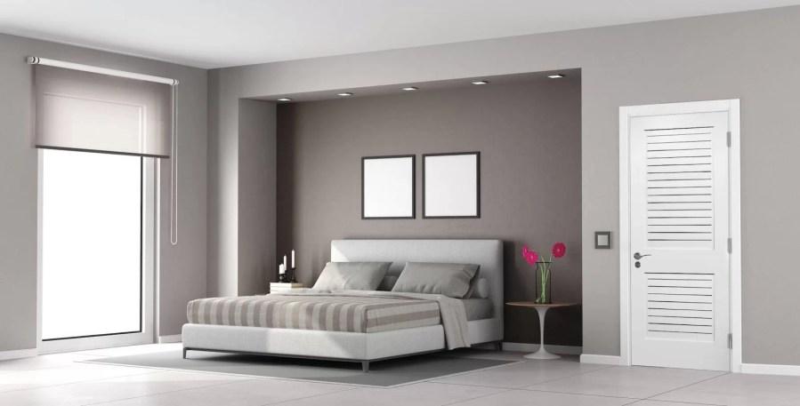 Minimalism: mobilă de dormitor ideală pentru persoanele claustrofobe
