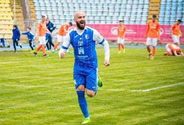 """Și-a ales noua echipă și fostul """"lup"""" din ligile a patra și a treia, Georgian Păun. A semnat un contract cu un club din județul în care se va căsători!"""