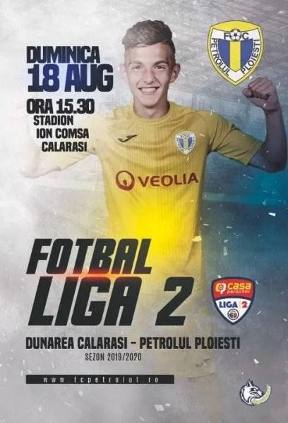 """Retrogradata Dunărea = 0 puncte versus aspiranta, din nou, la promovare FC Petrolul = 3 puncte. Ce meci de """"care pe care"""" va fi astăzi la Călărași!"""