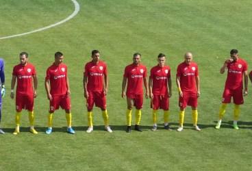 """Pe """"Ion Comșa"""", la Călărași, a fost meciul lui Arnăutu. Cu o medie de aproape două goluri marcate/meci, Petrolul se reînscrie pe drumul bun!"""