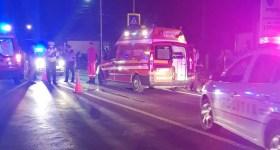 Şofer de 85 de ani a omorât un pieton pe trecere