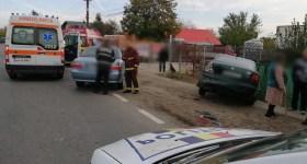 Accident… exploziv la Valea Călugărească