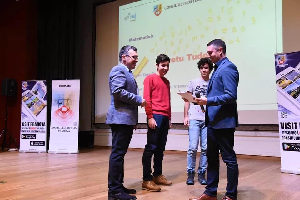 CJ Prahova stabileşte noile reguli pentru Gala de Excelenţă a Învăţământului Prahovean