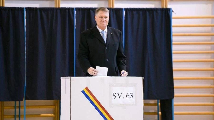 Iohannis, preşedinte pentru un nou mandat