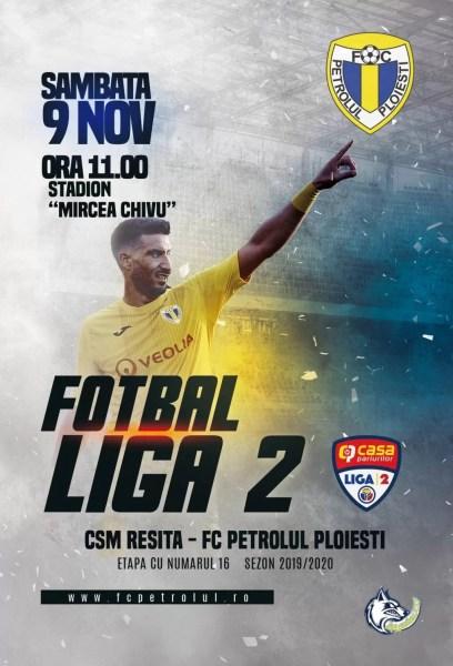 În Valea Domanului, duel pentru 3 puncte, altceva fiind exclus! – numai despre ce se întâmplă la FC Petrolul, echipa de suflet a ploieștenilor și a prahovenilor (episodul 22)