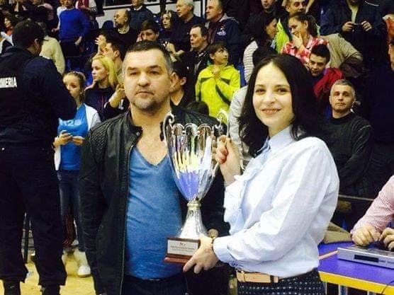 O fostă mare campioană mondială de gimnastică din Ploiești, Corina Ungureanu, nostalgică față de… duelurile cu un la fel de mare concitadin, campionul mondial de box amator și profesionist Leonard Doroftei!