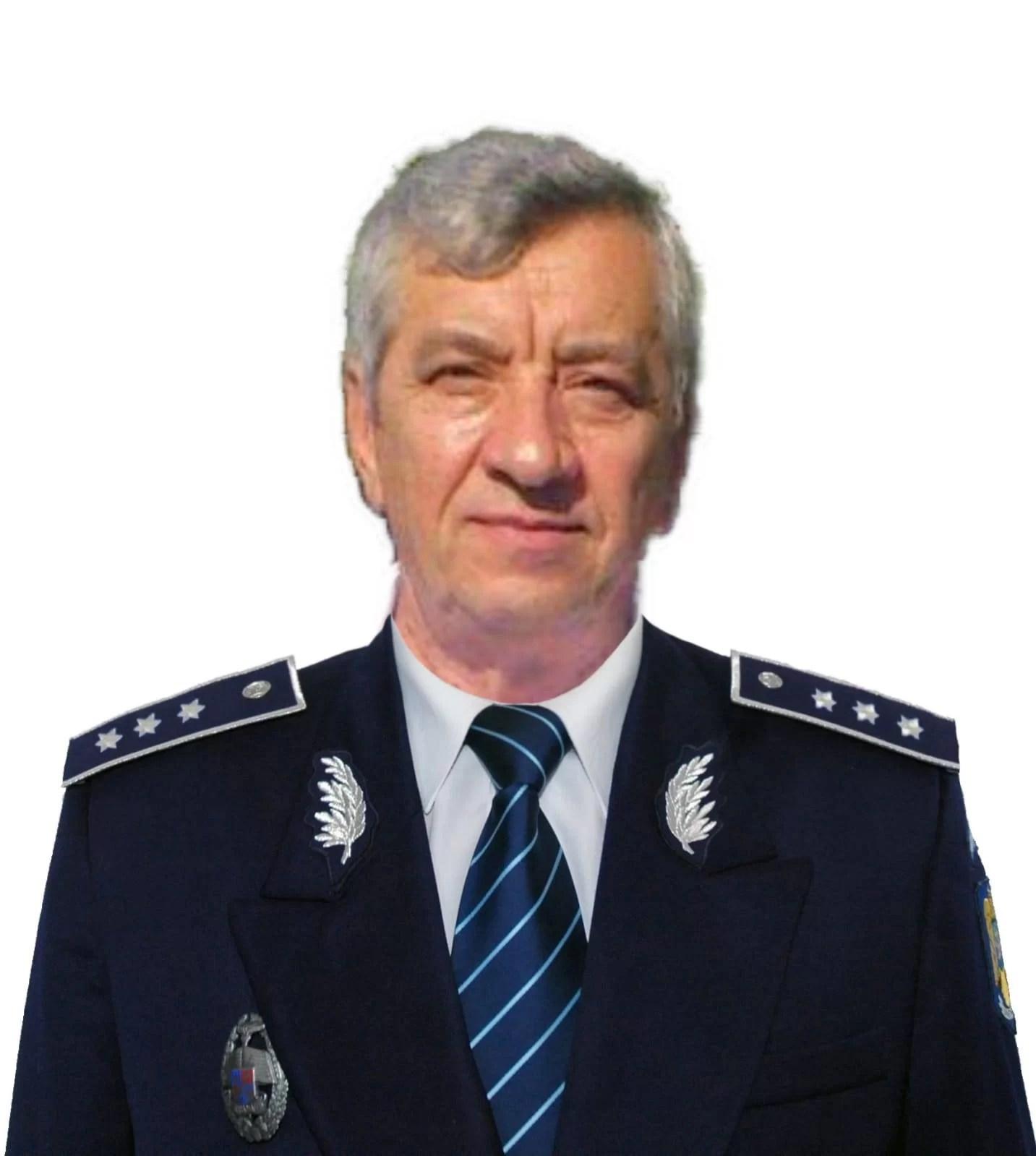 A murit colonel de poliţie (r) Mihai Baciu, fost şef al Secţiei 2 Poliţie Ploieşti