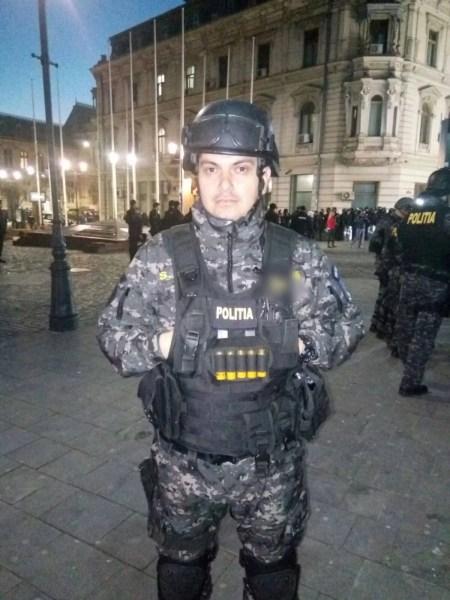 De profesie polițist, salvator în timpul liber