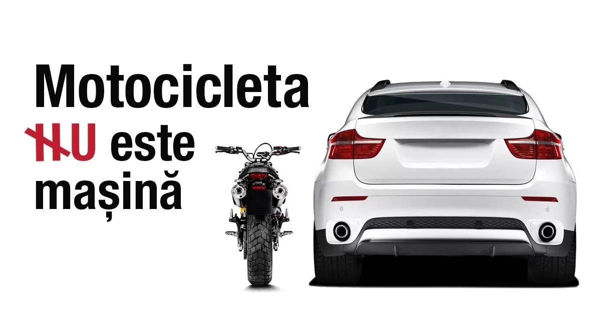 Programul Rabla pentru motociclete şi scutere este lansat în acest an