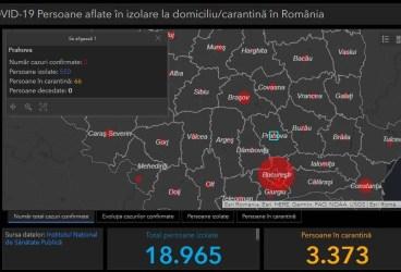 Al doilea caz de coronavirus în Prahova
