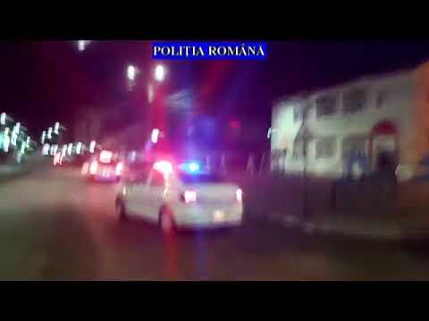 Poliția a spart cu amenzi petrecerea de Valentine's Day, la Bălțești
