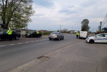 Filtru de poliţie extins pe raza Floreşti-Filipeşti-Măgureni