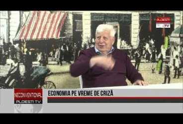 Economia pe vreme de criză. Invitat Paraschiv Ionescu, preşedinte de onoare Patronatul IMM Prahova