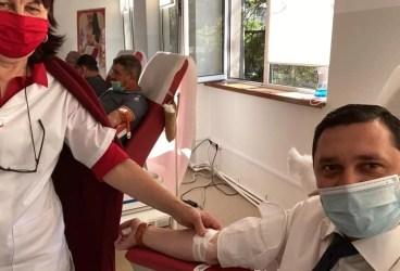 Bogdan Toader cheamă prahovenii să doneze sânge