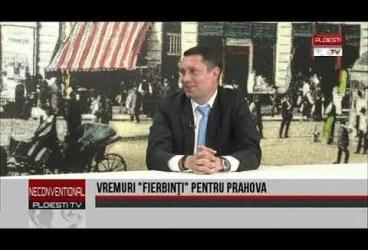 "Vremuri ""fierbinţi"" pentru Prahova, cu Bogdan Toader, preşedinte CJ Prahova"