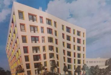 Proiect pentru construirea unei noi aripi a Spitalului Judeţean