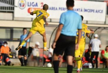 """Obiectiv bifat: urcarea pe podium a """"lupilor""""! Nu a mai fost 4-0 sau 5-0 pentru Petrolul, dar Csikszereda nu-i nici Reșița, nici Ripensia! Armando Vajushi, """"top-scorer"""" în L2!"""