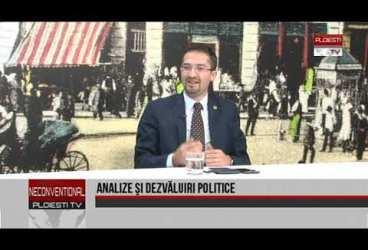 Analize și dezvăluiri politice – invitat deputat Andrei Nicolae