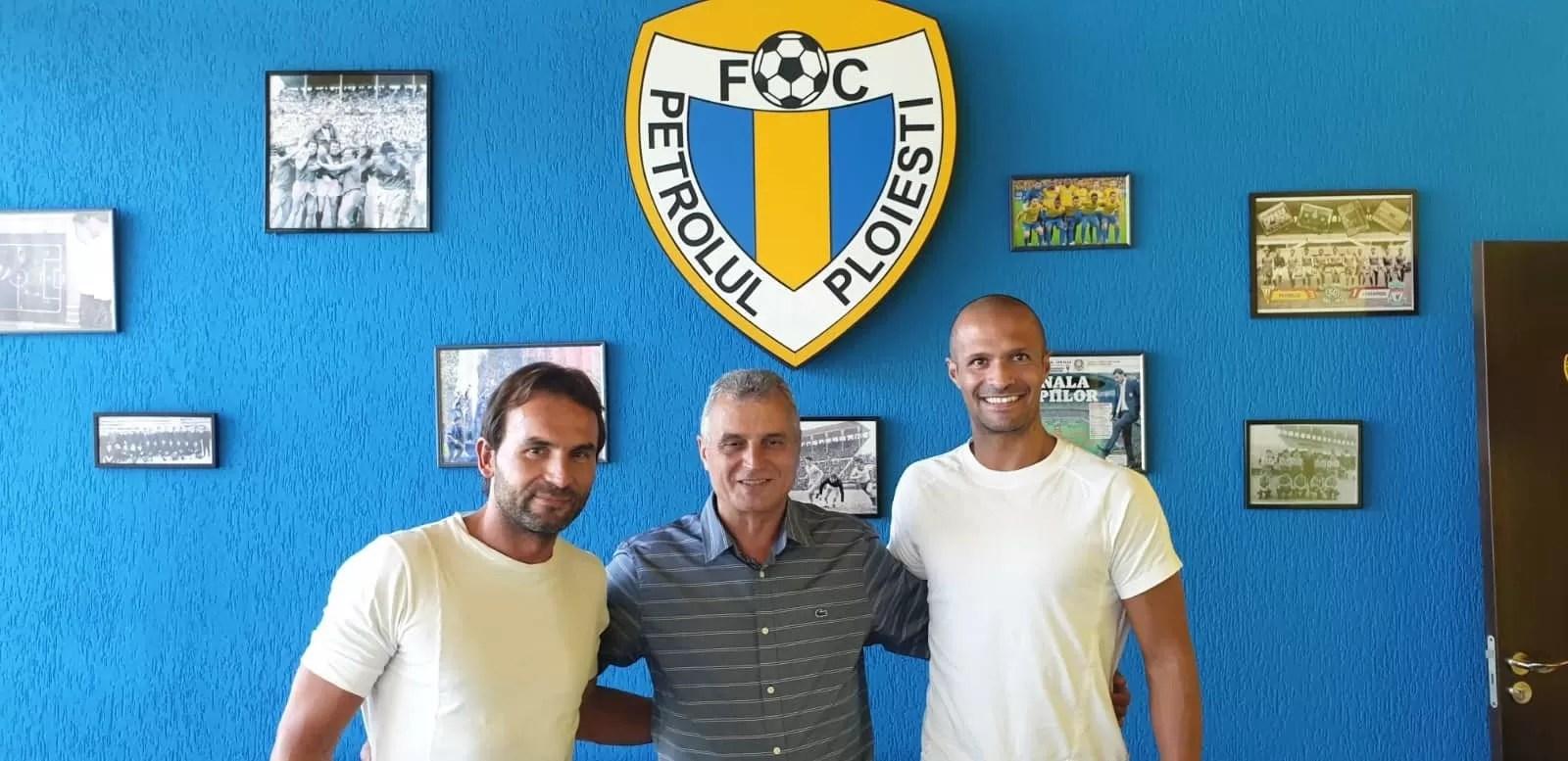 O propunere pentru partenerul finanțator, Veolia România, și conducerea Petrolului: numirea lui Geraldo Alves într-o funcție la clubul la care a cunoscut performanțe onorante!