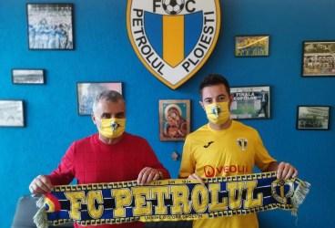 """Numai două noutăți dinspre Petrolul Ploiești, cu tot atâtea zile înaintea reluării pregătirilor! Silviu Pana și Ștefan Bărboianu au semnat din decembrie 2020 contracte cu echipa """"lupilor"""""""