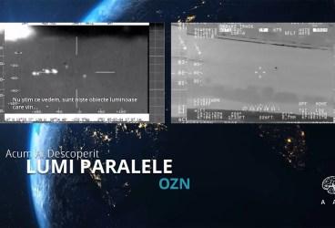 Imagini cu fenomene aeriene neidentificate, desecretizate de guvernele mondiale (II)