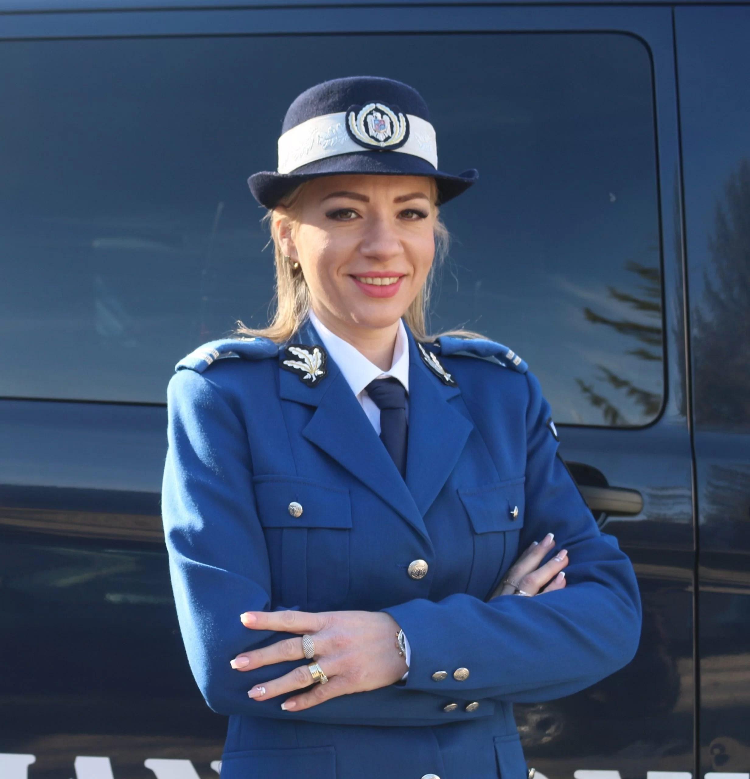 8 Martie: Interviu cu Diana, psiholog militar în cadrul Jandarmeriei