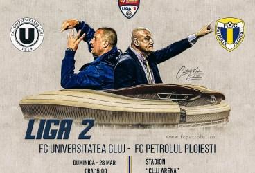 """Petrolul a plecat de astăzi spre Cluj, via Târgu Mureș, cu șapte absențe în delegație! Buna dispoziție de la antrenamentul de ieri, de la Pleașa, să însemne că se mai crede într-o… """"minune dumnezeiască""""?"""