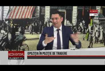 OPOZIŢIA ÎN POZIŢIE DE TRAGERE – Invitat Bogdan Toader, deputat PSD