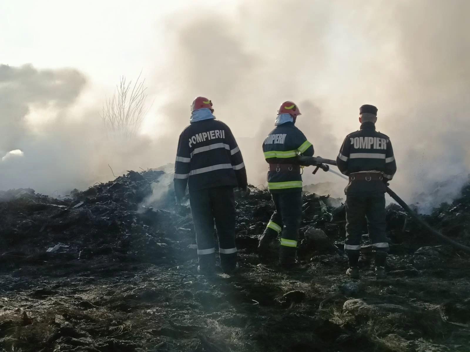 10 pompieri prahoveni au plecat în a doua misiune în Grecia