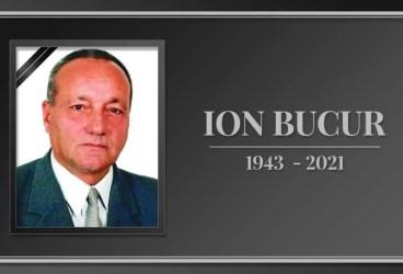 A murit Ion Bucur, fostul primar al Sinăii