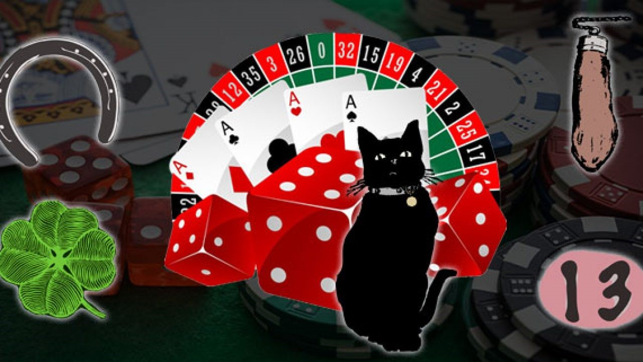 Cel mai des întâlnite superstiții la pasionații jocurilor de noroc