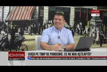 Viața pe timp de pandemie. Ce ne mai așteaptă? Invitați Cezar Pîrvulescu, Pro Democrația și Vlad Petre, creator de conținut video