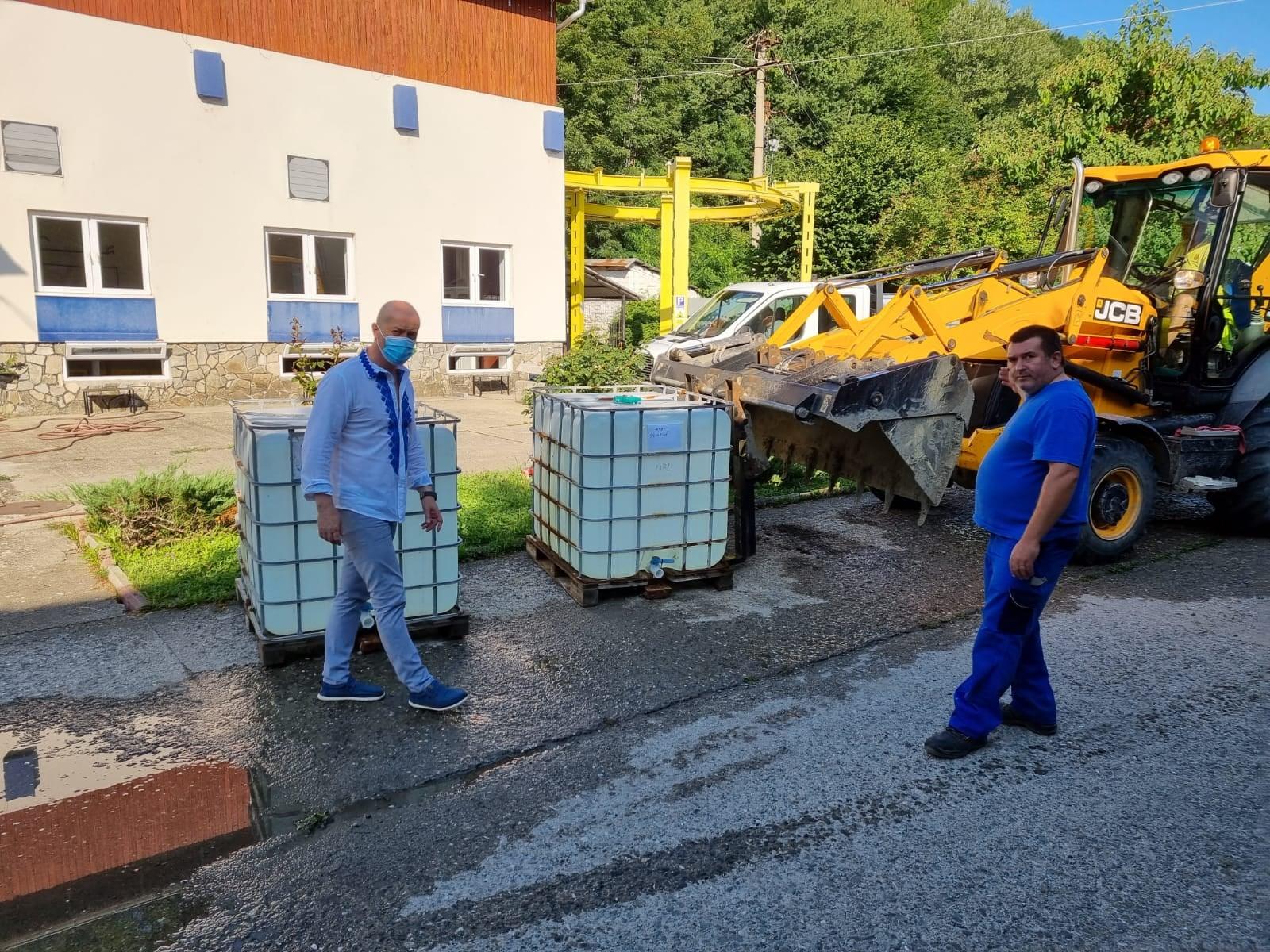 Hidro Prahova ridică toate restricţiile privind consumul de apă potabilă în Câmpina