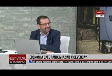 Economia bate pandemia sau viceversa? Invitat Cristian Georgescu, proprietar grup de firme Swiso