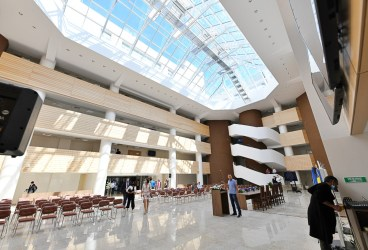 A fost inaugurat noul Palat de Justiție Prahova