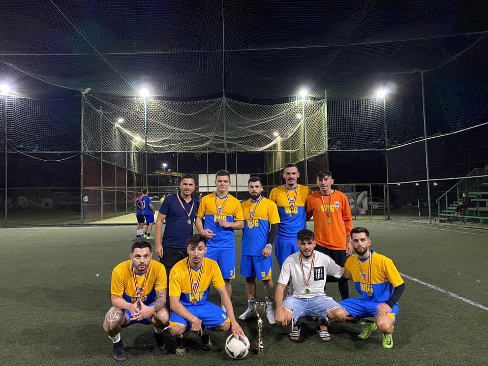 Athletico Râfov a câștigat campionatul amical de minifotbal Prahova, în al doilea an de la înființare