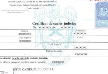 INORMAȚII UTILE PRIVIND ELIBERAREA CERTIFICATELOR DE CAZIER JUDICIAR ÎN JUDEȚUL PRAHOVA ÎN CONTEXTUL PANDEMIC ACTUAL
