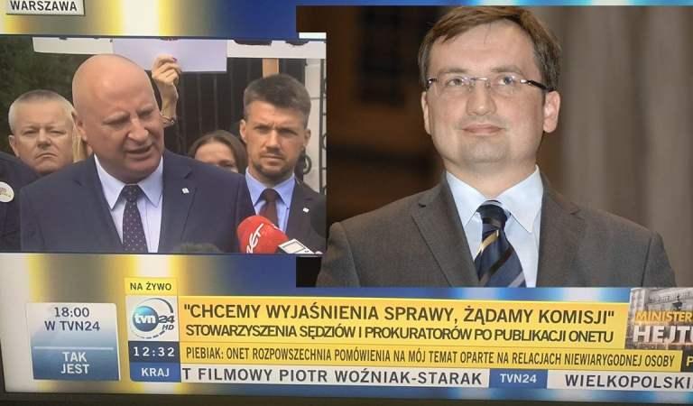 Ziobro zachowaj się jak mężczyzna – Pięć postulatów Stowarzyszenia Sędziów Polskich