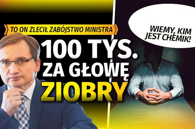 """100 tysięcy za ,,głowę"""" Ziobry – ,,Król dopalaczy"""" Jan S. zatrzymany."""
