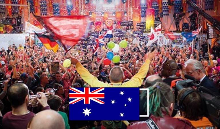 28. Finał WOŚP  zagra także dla Australii ! Owsiak: Jesteśmy z Wami. Zawsze możecie liczyć na nas!