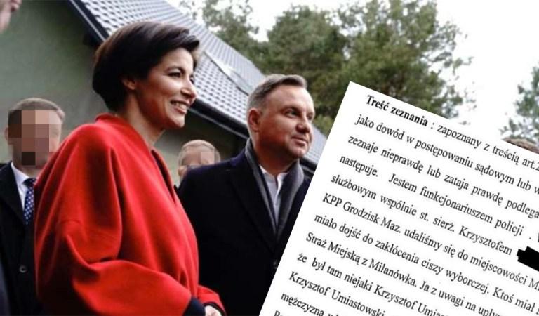 Szefowa kampanii Andrzeja Dudy wymaga od innych uczciwości, a sama mija się z prawdą