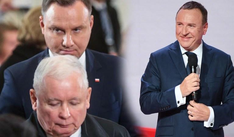 Obóz władzy wpadł w panikę. Ośmieszyć własnego kandydata w trakcie kampanii wyborczej to oznaka desperacji. Kurski wrócił, Duda ośmieszony i upokorzony.
