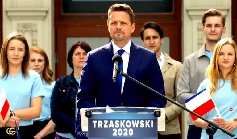 """Trzaskowski. """"Dość"""" władzy, której nikt nie patrzy na ręce"""". Najlepsze jak do tej pory wystąpienie Prezydenta Warszawy i kandydata na prezydenta Polski."""