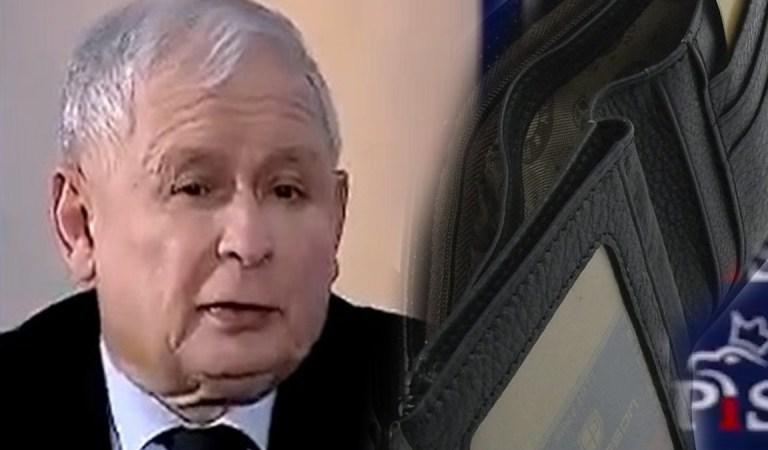 Kaczyński nie dotrzyma słowa, płaca minimalna nie wzrośnie.