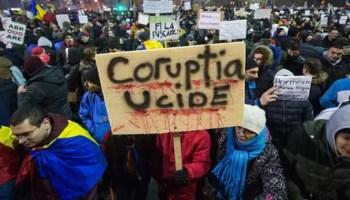 Transparency-International Loc RUȘINOS pentru România, Bulgaria se uită de sus la noi