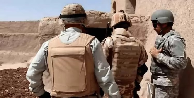 afganistan soldati