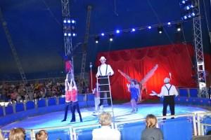 Reprezentație excepțională la Circul Orlando