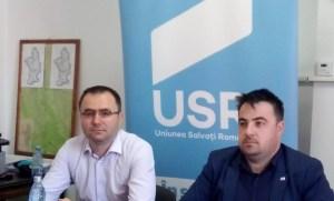 Candidat USR PLUS:'Am ales să ne implicăm, nu să plecăm'