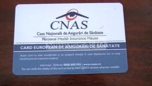 Cardul european de sănătate, siguranță în vacanță