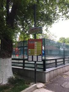 Locul de joacă din Parcul Constantin Poroineanu a fost modernizat